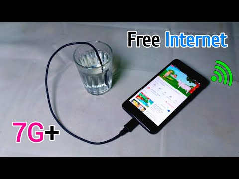 (New)🔥Free Unlimited Internet 100% || With💣7G+ Amazing Speed || Best Idea 2019