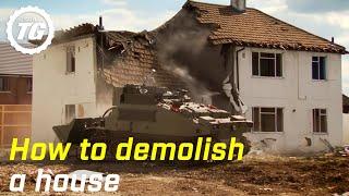 Video How to Demolish a House | Top Gear | BBC MP3, 3GP, MP4, WEBM, AVI, FLV Mei 2018