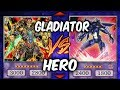 Download Video GLADIATOR-BEASTS vs HEROES (Yu-gi-Oh Competitive Deck Duel)