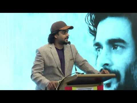 How To Overcome All Odds In Life : R.madhavan...!!