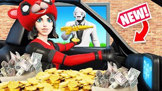 BECOMING a TYCOON BILLIONAIRE in Fortnite