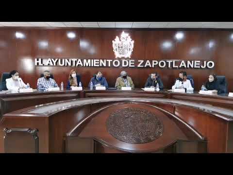 Sesión de ayuntamiento No. 59 7 de enero de 2021