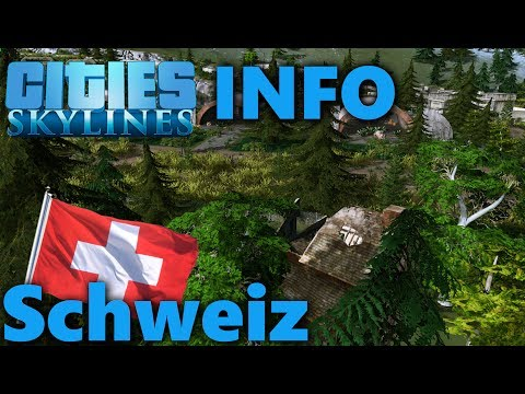 S04#Info - Was Ist Grad Los ;) | Lets Play Cities Skylines Snowfall | [HD, German]