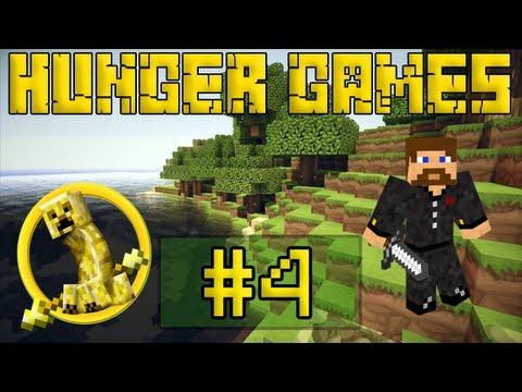 Minecraft Hunger Games #4 - Знакомые лица