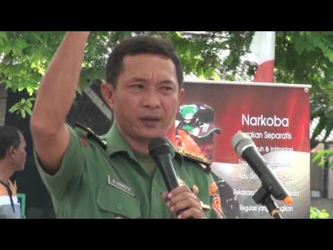 Puspen TNI Gelar Karya Bhakti di Wilayah Cileungsi
