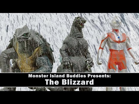 "Monster Island Buddies Ep 128: ""The Blizzard"""