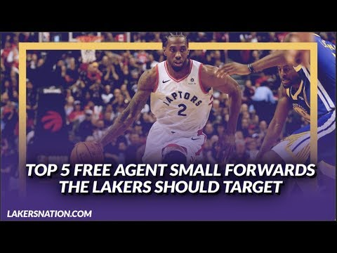 Video: Lakers Free Agency: Top 5 Free Agent Small Forwards the Lakers Should Target