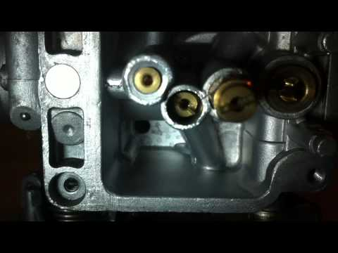 GY6 - 150cc GY6 carburetor repair.