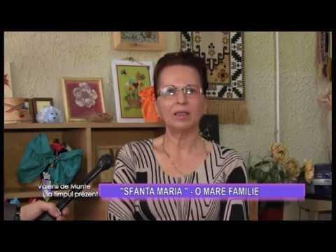 """Emisiunea Vălenii de Munte la timpul prezent – """"Sfânta Maria"""" – o mare familie / Șase-șase: campionatul marilor pasiuni – 6 martie 2015"""