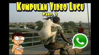 Kumpulan Video Lucu WhatsApp PART. 3