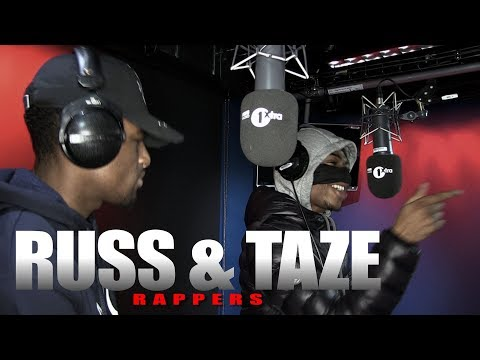 Russ & Taze – Fire In The Booth