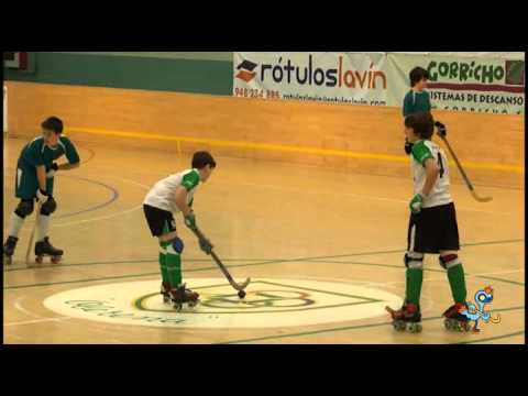 Hockey. Oberena vs Ikastola San Fermin