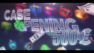 500€ DE CAISSES! CSGO GAMBLING - Lucky-Cases.com