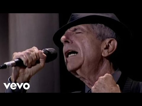 Leonard Cohen: Hallelujah (Music video by Leonard Cohen)