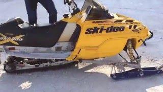 4. SKI DOO MX Z 440