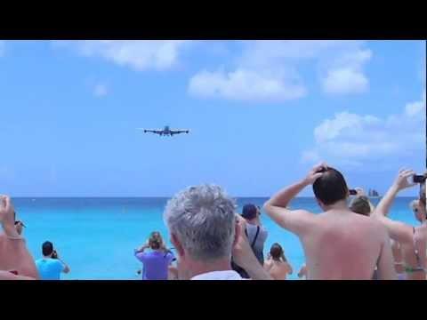 video shock: l'aeroporto più pericoloso del mondo.