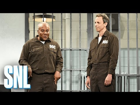 Jail Cellmate - SNL