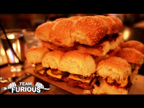 furious - 24 Burgers in 24 Minutes Challenge in Las Vegas! Check out My Second Channel! ▻ http://bit.ly/SubFuriousTalks Limited Team Furious Apparel ▻ http://www.furio...