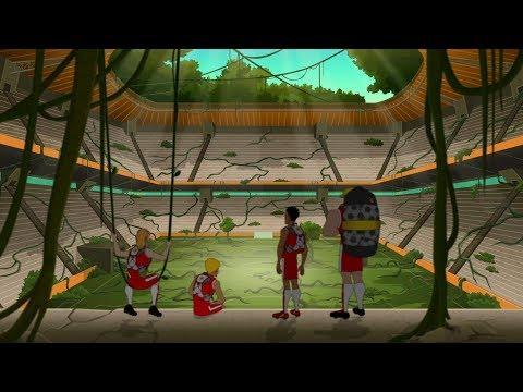 Supa Strikas - Season 4 Episode 49 - Stumble in the Jungle   Kids Cartoon