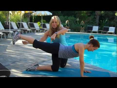 Ultimate Butt Toning Exercise-  Awesome Total Body Workout