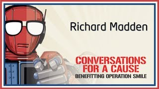 Conversation with Richard Madden - Nerd HQ 2013 Subscribe to The Nerd Machine: http://goo.gl/Le9ha Conversation with Richard Madden - Nerd HQ (2013) A Conver...