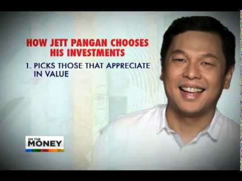 How Jett Pangan chooses his investments