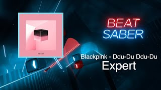 Video BETTER VER. [BEAT SABER] DDU-DU DDU-DU - BLACKPINK (Expert) Custom Map MP3, 3GP, MP4, WEBM, AVI, FLV Juli 2018