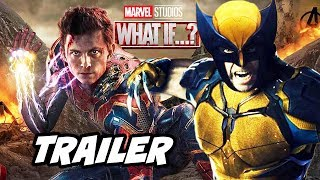 Avengers What If Comic Con Trailer Footage Breakdown - Marvel Phase 4