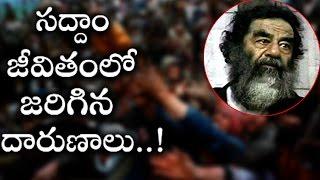 Video సద్దాం హుస్సేన్ జీవితం లో జరిగిన భయంకర దారుణాలు ఇవే..ఒక్కొక్క దారుణం ఘోరం గా..! | Telugu Mojo MP3, 3GP, MP4, WEBM, AVI, FLV Maret 2019