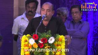 Actor SS Rajendran Condolence Meeting Part 2