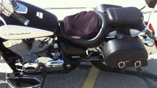 3. 2008 Honda Shadow Aero 750