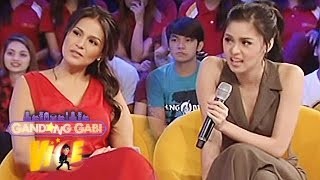 Video GGV: Kim, Iza talk about different situations of cheating MP3, 3GP, MP4, WEBM, AVI, FLV Maret 2019
