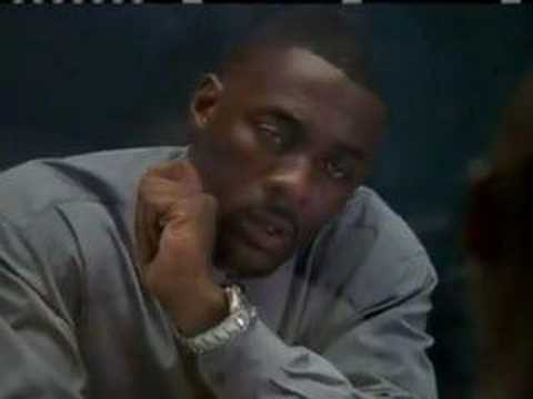 Wallace - Greatest scene in television history. D'Angelo Barksdale questions Stringer Bell on the whereabouts of his friend Wallace.