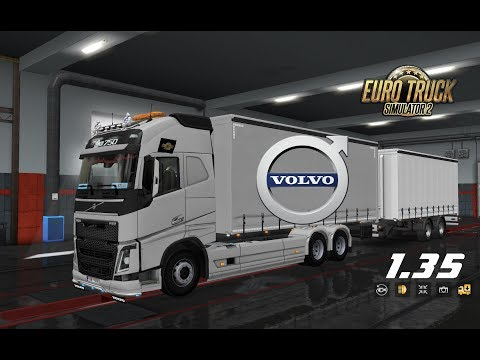 RPIE VOLVO FH16 2012 1.35