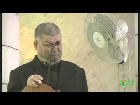 خطبة الجمعة لفضيلة الشيخ عبد الله 8/11/2013