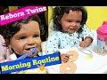Download Lagu Reborn Twins Morning Routine Mp3 Free