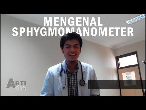 MENGENAL ALAT TENSI (SPHYGMOMANOMETER)