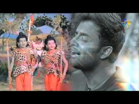 Leru Kushalavula Saati Song   Hemachandra Performance in ETV Swarabhishekam 6th Dec 2015 (видео)