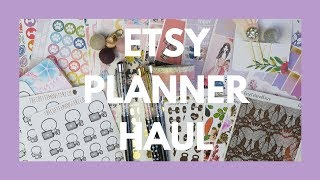 Lots of random planner goodies in today's Etsy haul! Shops featured and time stamp links: Two Lil Bees birthday stickers (00:28) -- UPDATE RELEASING 7/21, Two Lil Bees other kits (09:35), Peach Pom (16:52),  Pen Gems (24:59), Planneresque (27:26), Simply Gilded (31:19), Rose Colored Daze (35:31), Sew Much Crafting (42:10), and The Coffee Monsterz Co (48:52). //FIND ME//Planner instagram: https://www.instagram.com/hollyplans///COUPONS & LINKS//MY PLANNER - Erin Condren planner: http://goo.gl/UFtdAk (My referral link - you get $10 credit; I get $10 credit)MY OTHER PLANNER - Foxy Fix: http://rwrd.io/kkeas69 (referral link -- use for 10% off your first order!)EBATES - 1% back on all Etsy purchases! http://www.ebates.com/rf.do?referrerid=x8FImaJ3AWTFaVpe2HTFEA%3D%3D&eeid=28187 (My referral link--earn $10 cash back with your first purchase!)PEN GEMS - http://r.sloyalty.com/r/vqiNeMozKq5c  (referral link -- use for 10% off your first order!)PLANNER BELLE PRESS: Hollyplans25GP STICKER STUDIO: Hollyplans20//SHOPS MENTIONED//Two Lil Bees: http://i.refs.cc/vMJvYFvG (referral link -- use for 10% off your first order!)Peach Pom: https://www.etsy.com/shop/PeachPomPen Gems: http://r.sloyalty.com/r/vqiNeMozKq5c  (referral link -- use for 10% off your first order!)Planneresque: https://www.etsy.com/shop/planneresque Simply Gilded: https://www.etsy.com/shop/SimplyGildedCoRose Colored Daze: https://www.etsy.com/shop/RoseColoredDaze Sew Much Crafting: https://www.etsy.com/shop/sewmuchcrafting The Coffee Monsterz Co: http://i.refs.cc/fvpjvLkK (my referral link--use and get 15% off your first order!)