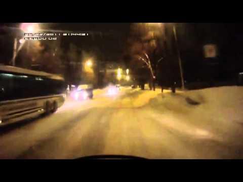 Страшная авария в Уфе