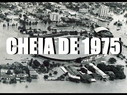 CHEIA DE 1975 - RECIFE - VÍDEO COMPLETO - HISTÓRICO - ENCHENTE DE 75 / 1975