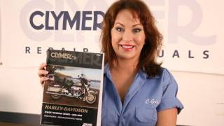 1. Clymer Manuals Harley Davidson Road King Electra Glide FLHR FLHT Shop Service Repair Manual Video