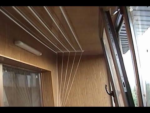 Смотреть балкон ремонт под ключ. окна рэаа коричневые видео .