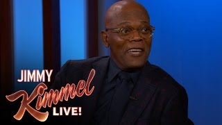 Video 'Did I Say That?' with Samuel L. Jackson MP3, 3GP, MP4, WEBM, AVI, FLV Agustus 2018
