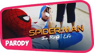 Video SPIDERMAN in REAL LIFE Wkwkwkwk MP3, 3GP, MP4, WEBM, AVI, FLV Juni 2018