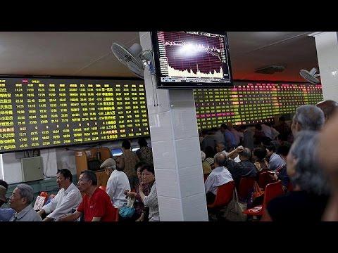 Βουτιά 7% στο χρηματιστήριο της Σαγκάη – economy