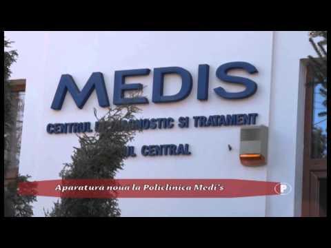 (P) Aparatura nouă la Policlinica Medi's