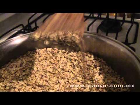 Como Hacer Granola - Receta Facil