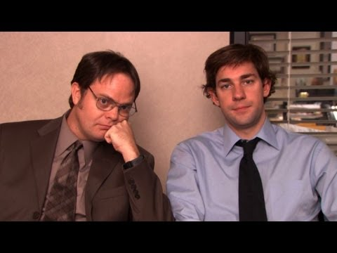 Top 10 Pranks from The Office (U.S. version) (видео)