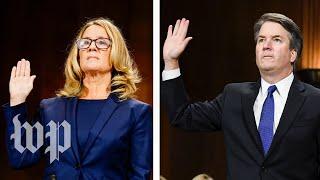 Ford, Kavanaugh both '100 percent' certain of their testimonies